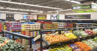 Aldi productos frescos - ​​fresh products