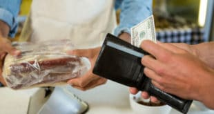Cashless stores