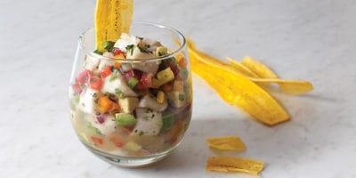 Cómo preparar ceviche, siempre delicioso y saludable