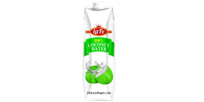 Coconut Water - Agua de Coco