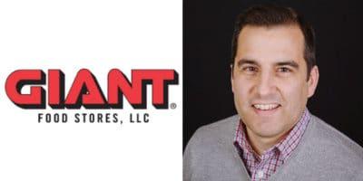 Dan Alonso, el hispano que lidera la innovación en GIANT Food Stores