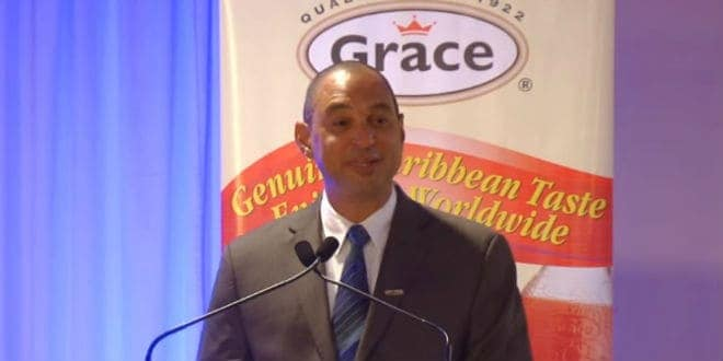 Don Wehby CEO - Grace Foods