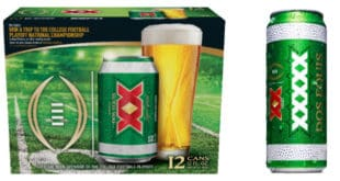 Dos Equis College Football