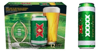 Dos Equis is Sending Fans to the College Football National Championship Game