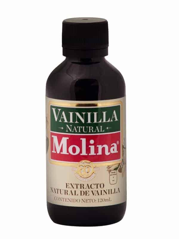 Vainilla Molina Extracto Natural