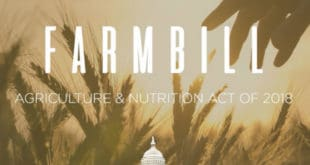Farm Bill 2018 Ley Agrícola 2018