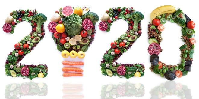 Food trends 2020 - tendencias alimentarias 2020