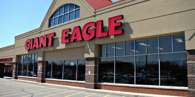 Giant Eagle Grabango