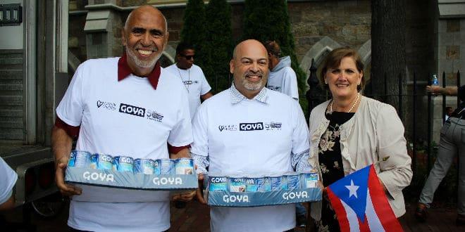 Goya Foods donaciones