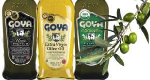 Goya Olive Oil - Goya aceite de oliva