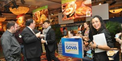 Goya Global «Una Fusión de Culturas» Feria Alimentaria 2018