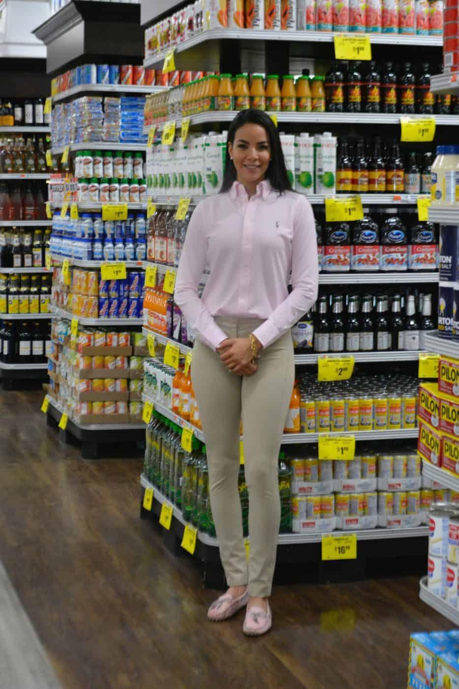 Relinda Vásquez Supermercado Bravo