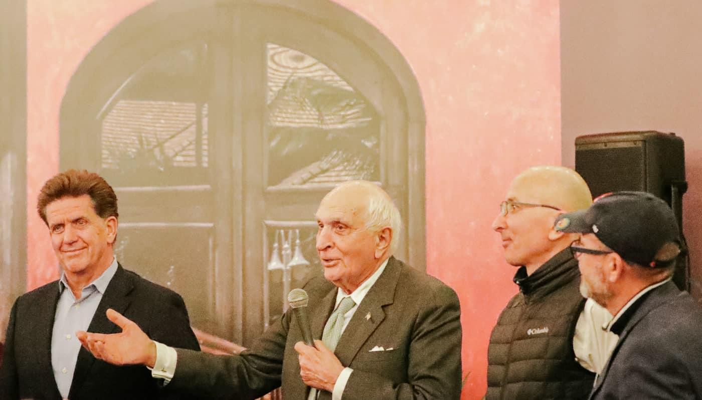 Ken Langone, La Tortillería, investors - inversionistas