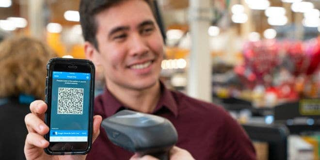 pago - Kroger Mobile payment