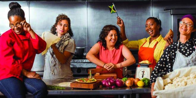 La Cocina mijeres inmigrantes