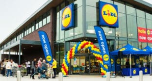 Lidl new stores