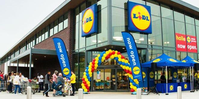 Lidl new stores - nuevas tiendas