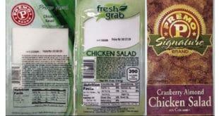Lipari Foods recall salads
