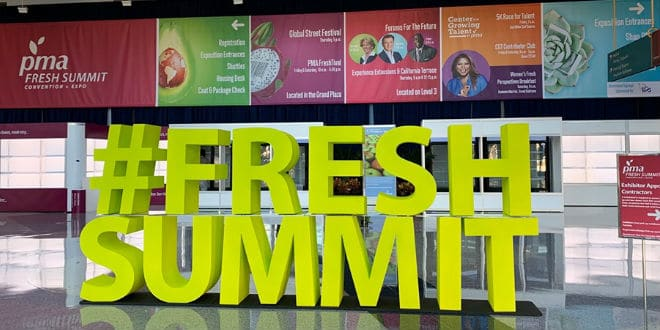 PMA Fresh Summit 2019