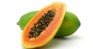 Papayas de México