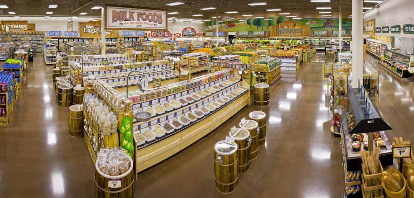store Sprouts Farmer Market