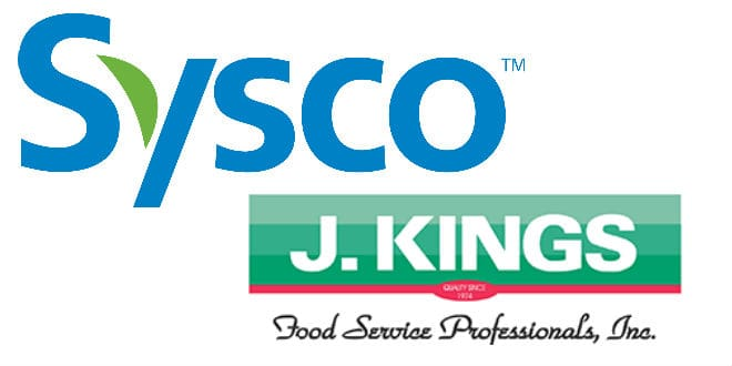Sysco J. Kings Food Service