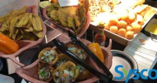 Sysco show de comida