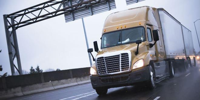truck drivers, conductores de camiones