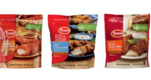 pollo - Tyson Foods Chicken Strips