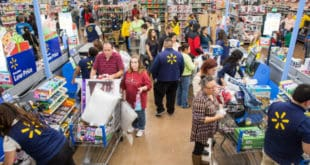 Walmart plans to monitor shopper's stress level