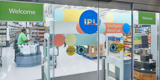 Walmart store of the future - tienda del futuro
