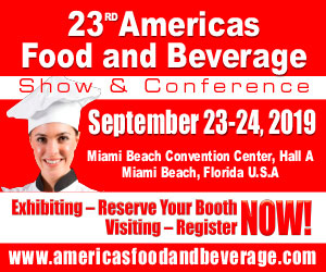 Content - AFB (Americas Food and Beverage) Show & Conference