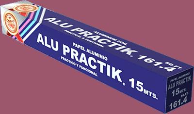 Alupractik Aluminum Foil