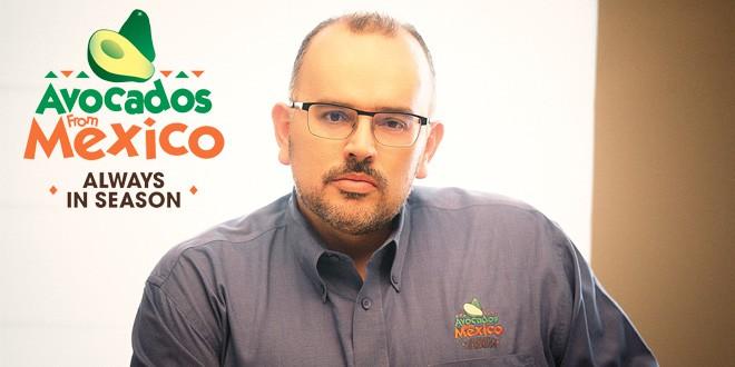 Alvaro Luque - Avocados from Mexico