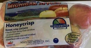 apples listeria - manzanas listeria