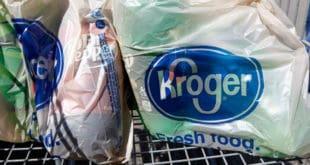 bolsas plásticas Kroger