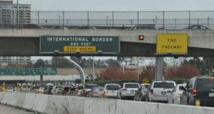 border - frontera con México