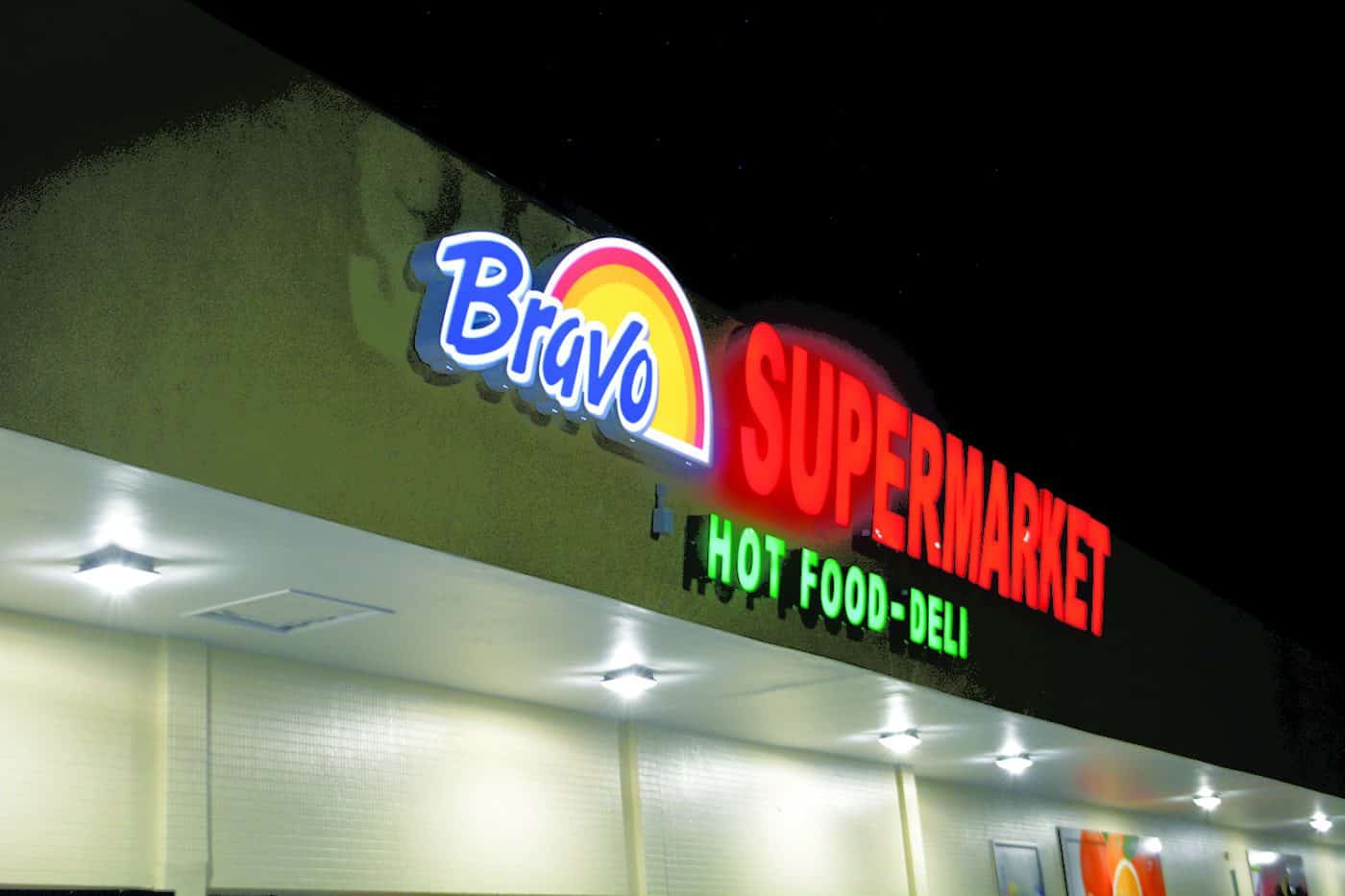 Supermercado Bravo
