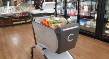 El carrito de compras inteligente de Caper AI debuta en los supermercados