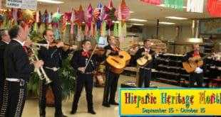 celebrar - celebrate Hispanic Heritage Month