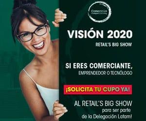 Comercio Competitivo - Vision 2020 Retail Big Show