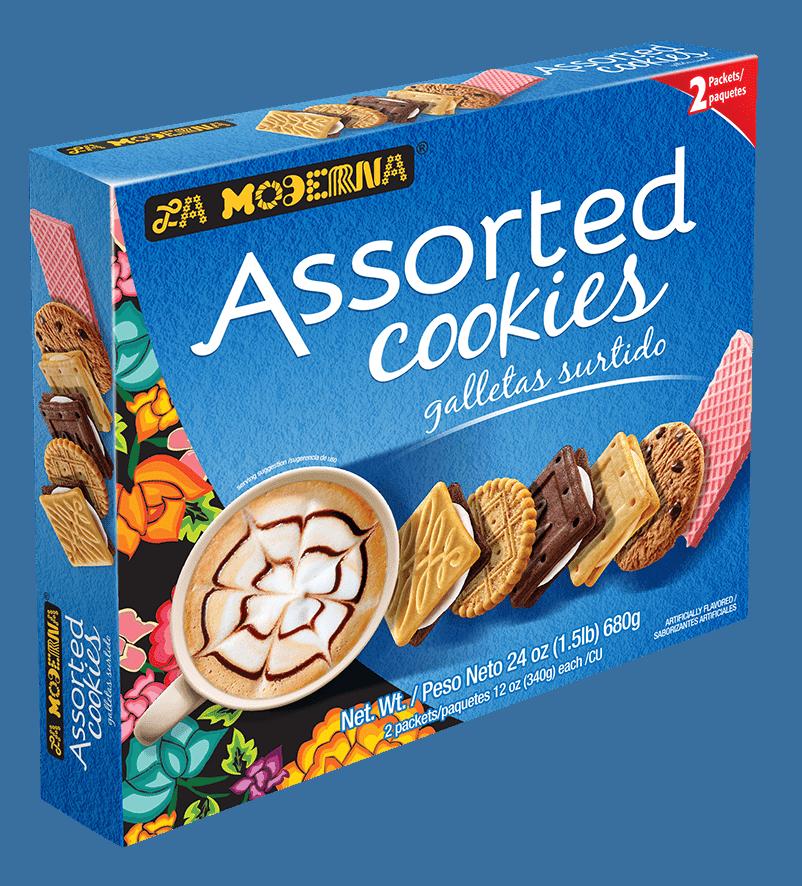 cookies la moderna