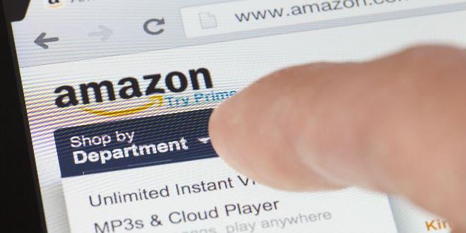 comercio electrónico - ecommerce amazon