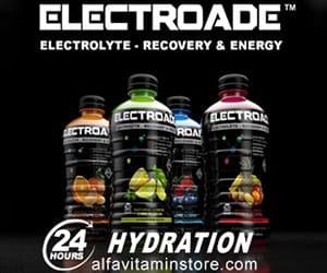 Electroade, Alfa Vitamin