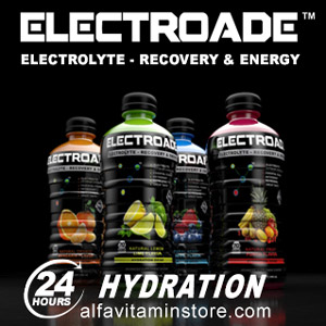 Showcase - Electroade / Alfa Vitamin