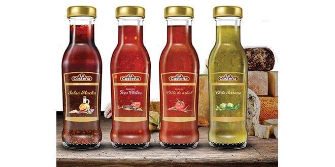 salsas gourmet