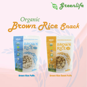 Showcase - Green Life Brown Rice