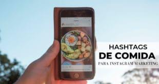 hashtag comida