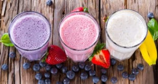 bebidas saludables - healthy drinks