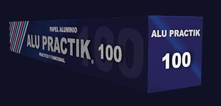 institutional aluminum foil alupractik